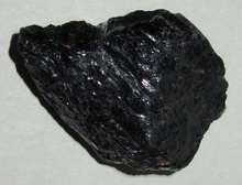 Turmalin Schörl - Rohstein Neomiah 56 g